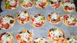 Mini Sosisli Pizza